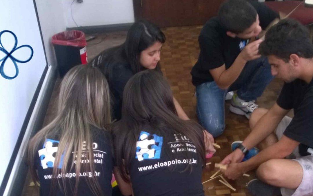 Quíron e a Elo Apoio Social e Ambiental – Protagonismo para Jovens Aprendizes