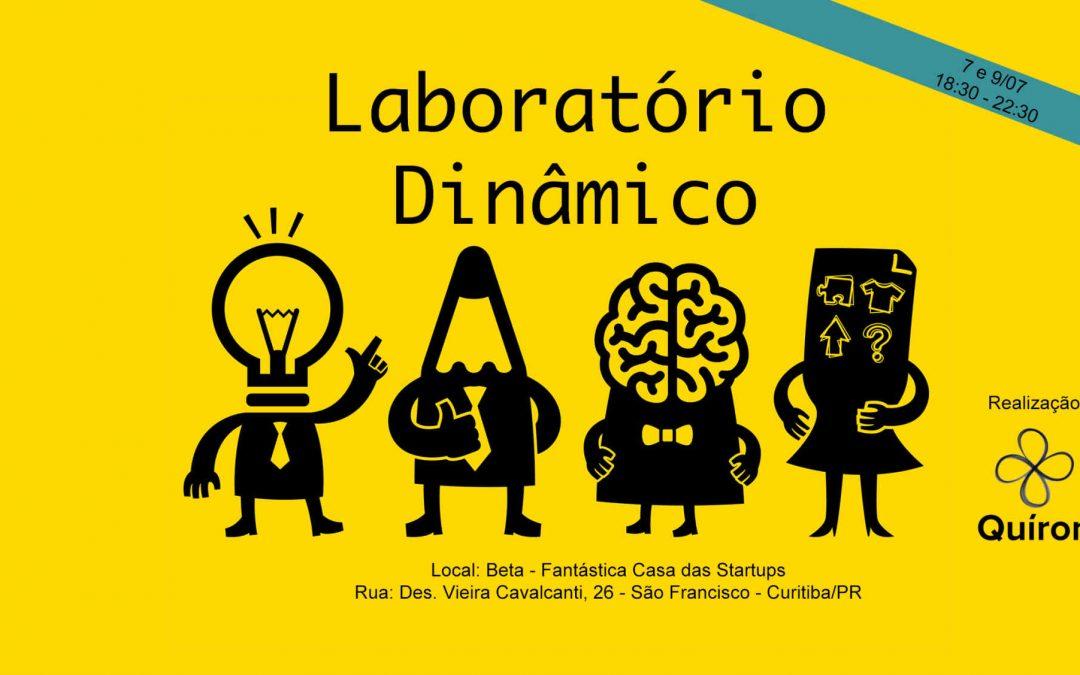 Laboratório Dinâmico – Evento para compartilhamento de dinâmicas