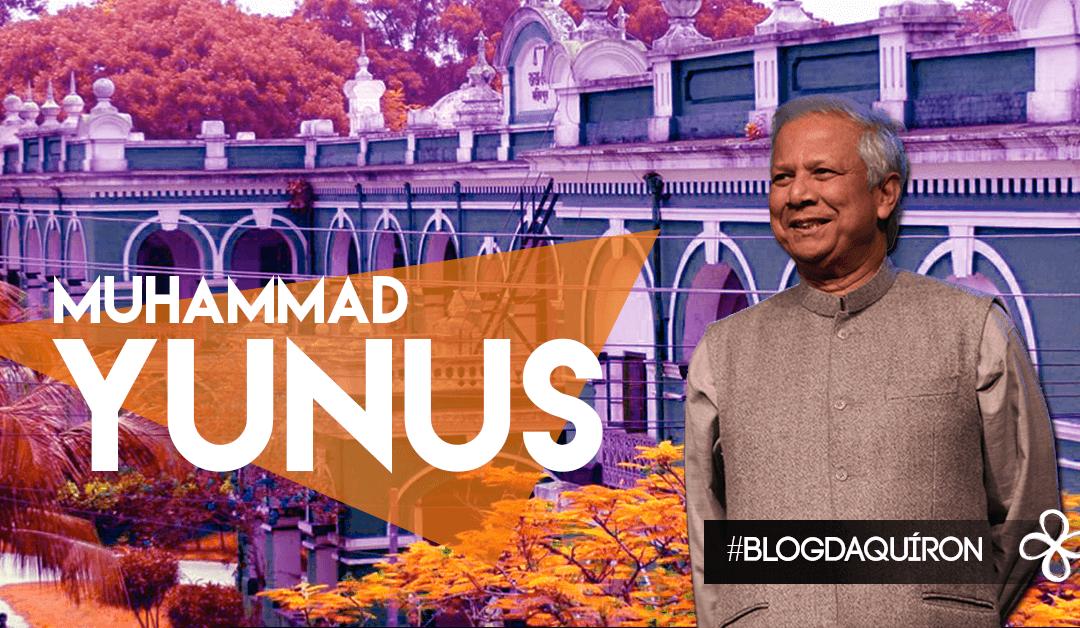 Histórias Protagonistas – Muhammad Yunus